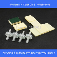 Wholesale Air filter T shape Support Arm and Clamps for C DIY CISS