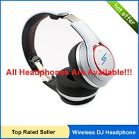 flydream - 2014 New SMS DJ Wireless Headphones Headset Over ear Flydream