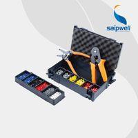 Wholesale Saipwell FSZ D Crimping piler tool kits with HSC86 mm2 FSA