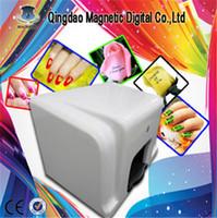 Wholesale 2015 New digital nail art printer machine MDK intelligent touch screen d DIY nail art