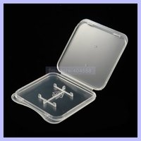 Wholesale Plastic Memory Card Case Box Micro SD Card Box
