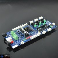 Cheap 3D Printer-Ultimaker1.5.7 control board supports dual print compatible RAMPS Free shipping !! fast ship By DHL
