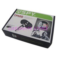 adjustable pressure sensor - In Stock SPY Car Wireless TPMS Tyre Pressure Monitoring System With Internal Sensors MHZ Angle Adjustable LCD Display