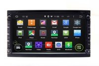 Special In-Dash DVD Player auto gps units - Android Din General Head Unit Car DVD Player GPS Navigation with Radio BT MP3 Auto Audio Video Stereo WIFI Core