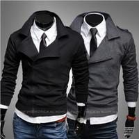 baseball element - New Spring Designer Fashion Brand Social Slim Fit Element Mens Dress Casual Baseball Clothes Tracksuits Sportswear