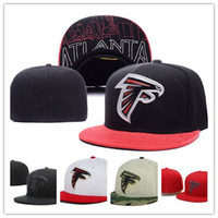 atlanta fitted - Atlanta Fitted Hat Baseball Cap Thousands Style American Football Hat For Men Cheap Falcon Rugby Hat Women Sport Hats Mix Order