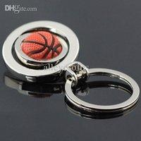 basketball novelty items - basketball keychain high quality llaveros key holder novelty items cute key ring for men creative bijoux