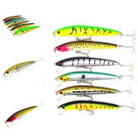 Wholesale New Fishing Lures Spinner Baits Crankbait Assorted Hooks Tackle Durable Attraction Hot