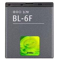 Cheap 1PCS BL-6F Battery Bateria Batterie Batterij original for Nokia 6788 N78 N79 N95