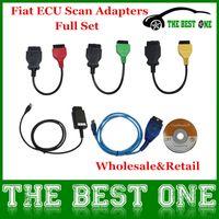 Wholesale 2014 Newest Version Fiat Ecu Scan Adaptors Fiat Diagnostic Scanner For Fiat Ecu Scan Tool Set