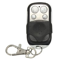Wholesale car NEW Hot Selling High Quality ABCD Channel Electric Gate Garage Door Remote Control MHz MHz Key Fob