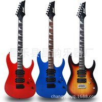 Wholesale 170 Electric Guitar OEM OEM warranty of any substandard unconditional withdrawal color options