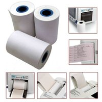 Wholesale Thermal Printing ECG Paper For ECG100G Single Channel EKG