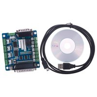 Practical 5 Axis Breakout Board Yes Stepper Motor New Practical CNC 5 Axis Breakout Board Interface Adapter For Stepper Motor Driver Mill Input #58956