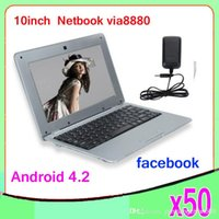 Wholesale DHL inch school netbook for kids dual core laptop ZY BJ