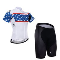 bicycle brands names - Full Zipper ropa ciclismo brand name short sleeve cycling clothing and shorts set summer bicycle jerseys