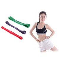 Wholesale Resistance Band Pull Up Assist Bands CrossFit Exercises Looped Resistance Band for Fitness Colors Resistance Levels
