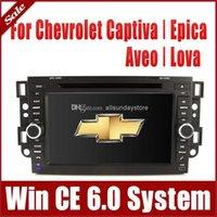 chevrolet dvd gps navigation - Head Unit Car DVD Player for Chevrolet Epica Lova Captiva Aveo with GPS Navigation Radio TV BT USB SD AUX Audio Video Stereo