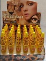 Wholesale Entice Cheeth Eyeliner Black Pencil Gel Liner Clear Waterproof Liquid Eyeliner Cosmetic Makeup Eye Liners Real Pen One Step Clear Eyeliners