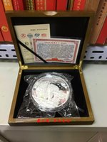 Wholesale 70th anniversary of Sino Japanese War victory parade one kilogram grams Silver medals qualities paragraph B