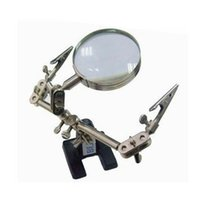 best desktop tools - 5x zoom BEST Z Desktop Magnifier magnifying glass with clip for cell phone SMD repair soldering tool