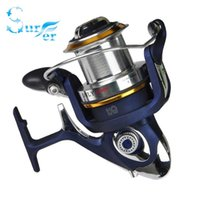 Wholesale Spinning Sea Fishing Reels Salteater Trolling Fishing Wheel Long Shot Coill BB