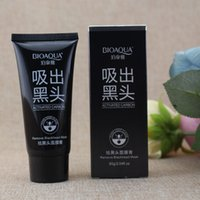 Wholesale Face skin Deep Cleaning purifying peel off Black head nose mask Remove blackhead acne facial mask remover care pores B4