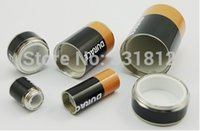 aa battery case - 100pcs Secret Stash Diversion Safe AA Battery Pill Box Hidden Container Case Gift New
