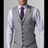 Wholesale Custom Men Vest Tailor Made Slim Fit Same As Picture Vest Tailored Waistcoat