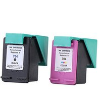 Wholesale high quality ink cartridge compatible for HP703 HP F735 K109A k109G K209A D730 large capacity