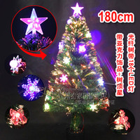 accessories optical christmas tree - meters cm optical fiber christmas tree belt led lighting acrylic accessories decoration fiber optic