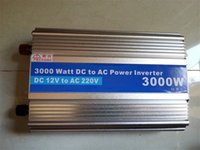 Wholesale J4 Modified Sine Wave power inverter w peak W DC12V to AC V dc ac Power Inverter