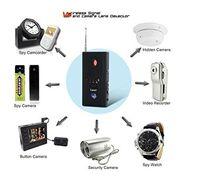 Wholesale CC308 Multi Detector Full Range All Round Detector For Hidden Camera IP Lens GMS BUG RF Signal Detector Finder