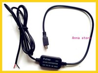 Wholesale 1M power cable v to v mini USB port dc dc step down converter buck module
