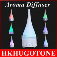 air ioniser - 7Color changing Ultrasonic Air Humidifier and Aroma Diffuser Lamp Air purifier Air ioniser European and American romantic style Humidifiers