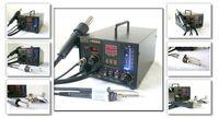 aoyue soldering iron - AOYUE Solder Station V AOYUE968 AOYUE AOYUE968A AOYUE A AOUYE Repairing System SMD Soldering Iron