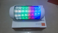 led button light - High Quality PULSE Portable Wireless Bluetooth Mini Speaker wireless Streaming Colorful LED Lights DHL