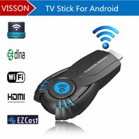 Wholesale New arrival Vsmart v5ii ezcast smart tv stick with function of DLNA Miracast better than android tv box mk808 mk808