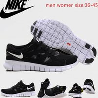Wholesale Nike mens womens shoes free shoes running new Athletic Trainers Footwear Tennis shoes run sports sneakers size NW04