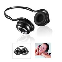 por Singapur Post Estéreo de alta fidelidad de Bluetooth de los Auriculares de Diadema con micrófono para el Teléfono Móvil de la PC Notebook bsh10