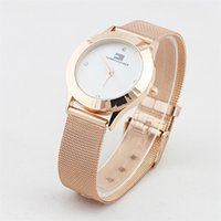 Wholesale 2014 new hot Luxury women s fashion casual Steel strap quarts watch woman dressing watches Modern Ladies Rhinestone Watches Girl