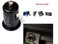 Wholesale 1A mini car charger usb car charge cigarette lighter for iphone samsung galaxy s6 s5 s4