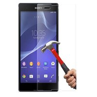 a910 - Hot Lastest brand tempered glass screen protector for Sky A910 Anti scratch without original package