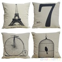 Wholesale Fashion Decorative Home Pillow Covers Room Decors Throw Car Cushion Covers quot bedding set EW