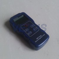 Wholesale ElectroSmog Meter emf detector EMF828 Proper frequency Hz Hz use for power wire computer monitor TV audio and visual C