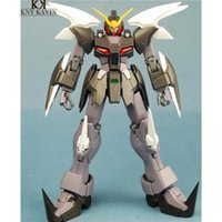 Wholesale action figure robot anime Assembled gundam TT GUNDAM Model Hell Death original box Robot gundam MG027 HT888
