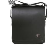 Wholesale Brand Designer Men Genuine Leather Handbag Black Brown Briefcase Laptop Shoulder Bag Messenger Bag