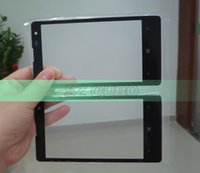 Wholesale Brand New Front Outer Glass Lens Panel Replacement For Nokia Lumia refurbishment for Nokia Lumia DHL