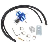 Wholesale 3pcs Universal Car Adjustable PSI Fuel Pressure Regulator with Gauge CEC_507