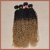 Cheap Mocha Human Hair Weave Malaysian Curly Hair 4 Bundles Lot 1B 27 Tangle Teezer Afro Kinky Curly Virgin Hair Ombre Hair Extensions Remy Braids
